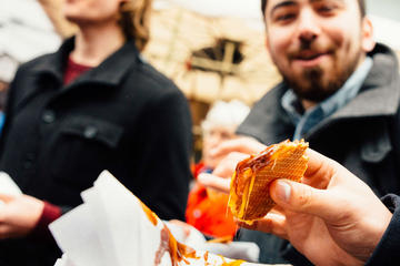 Amsterdam's Favorite Food Tour with a Local