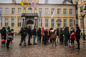 Bruges Highlights Private Tour with a...