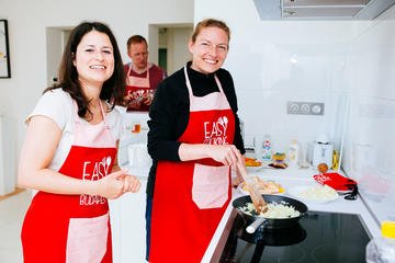 Budapest Private Market Tour and Cooking Class with a Local