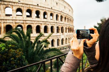 Höhepunkte und verborgene Schätze Roms mit ortskundigem Reiseleiter