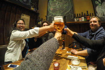 Private Beer Tasting Tour with a Local in Antwerp