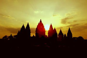 Private Borobudur Sunrise and Prambanan Sunset Tour