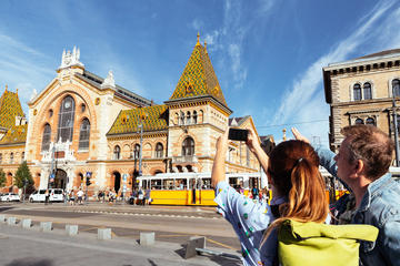Private Budapest 90-Minute Kick-Start Walking Tour