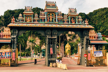 Private Half-Day Batu Caves...