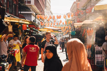 Private HalfDay Photo Walk around Kuala Lumpur Chinatown and Little