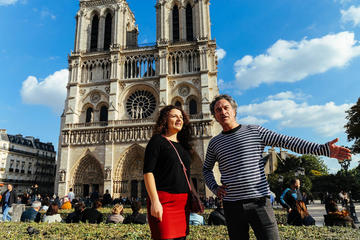 Private Paris Kickstart Tour with a Local