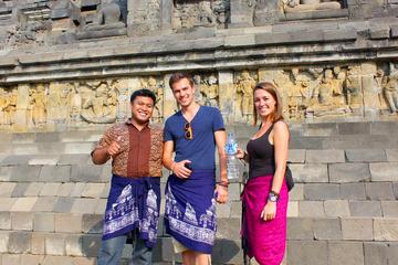 Private Tour: UNESCO Borobudur and Prambanan from Yogyakarta