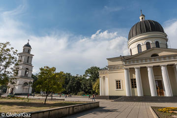 Private Walking Tour of Chisinau