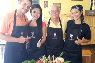 Half Day Cooking Class in Bangkok