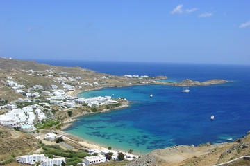 Full-Day Mykonos Beach Hopping Tour