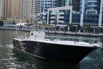 Private Fishing and Cruising Boat in Dubai