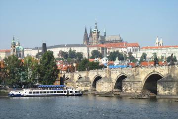 Balade de 4heures dans la vieille-ville de Prague avec déjeuner sur...