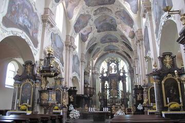 Excursion dans la vieille ville de Prague avec un concert classique