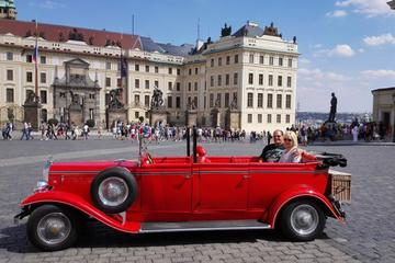 Prague by Vintage Car and Walking Tour