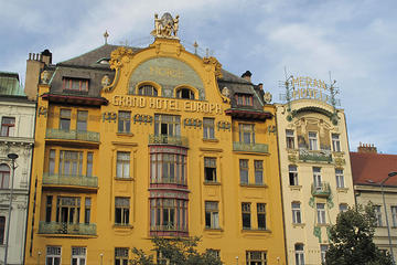 Prague Cubism and Art Nouveau Walking Tour