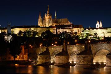 Prague private evening tour - taking...