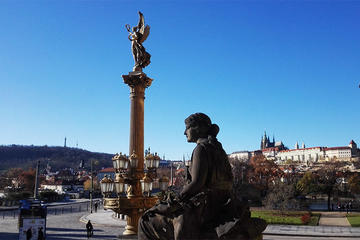 Visita privada para grupos Mil años de la arquitectura de Praga