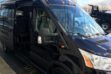 Servicio de transporte de lujo Woodbury de Nueva York