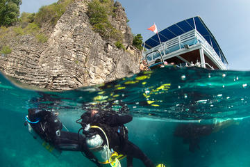 2-Day Advance Open Water Course in Ko...