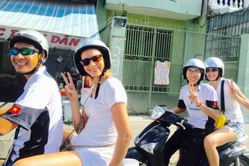 Halbtägige Roller-Tour in der Stadt Saigon