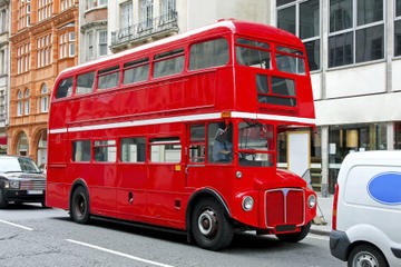 Buckingham Palace and Vintage Bus Tour of London