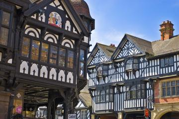 Chester Independent Day Trip by Train from London