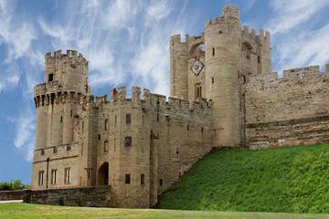 Dagstur från London till Oxford, Warwick Castle och ...