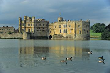 Dagtrip met privébezichtiging van Leeds Castle, Canterbury en ...