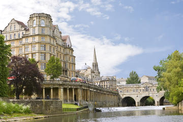 England på en dag: dagstur från London till Stonehenge, Bath ...