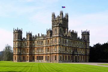 Excursão na Abadia Downton e em...