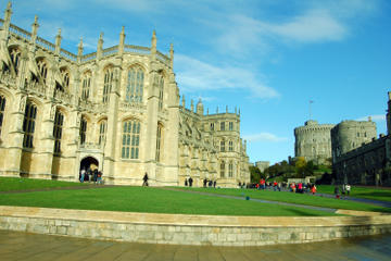 Excursión al Castillo de Windsor...