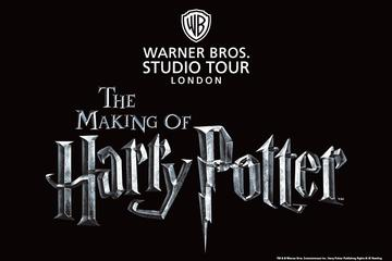 Harry Potter-tur på Warner Bros. Studio i London