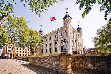 London Heldagssightseeingtur, herunder Tower of London og sejltur på...