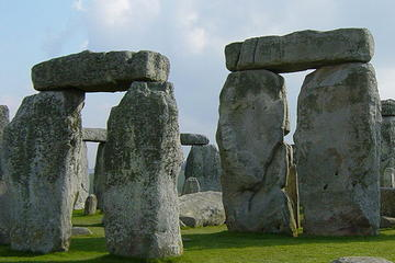 London til Stonehenge med shuttlebus...