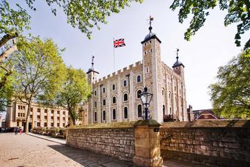Londres: visite d'une journée complète