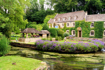 Lunch in the Cotswolds…