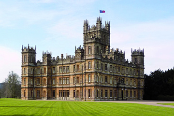 Recorrido por Downton Abbey y Oxford...