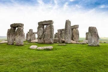 Stonehenge, Castelo de Windsor, Bath...