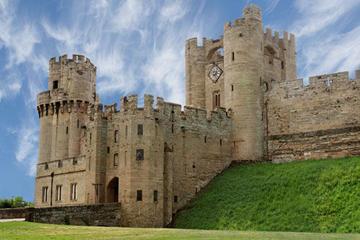 Tagesausflug von London nach Oxford, Warwick Castle und...