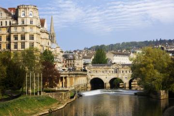 Tagesausflug von London nach Stonehenge und Bath