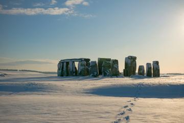 Tagestour am 25. Dezember: Windsor, Stonehenge, Bath und Lacock