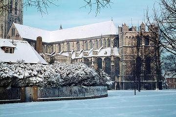 Weihnachts-Mittagessen in Canterbury