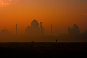 10-Day Private Golden Triangle and Holy City Tour from Delhi