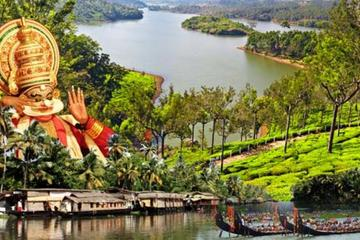HIGHLIGHTS OF SOUTH INDIA WITH LUXURY ACCOMODATION