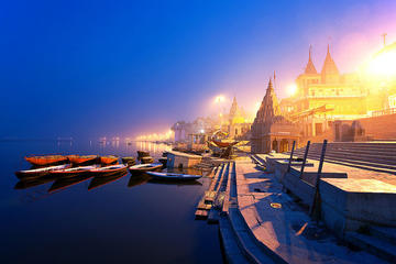 Single Traveler: 11 Days Golden Triangle & Varanasi with Luxury Accommodation, Internal flight