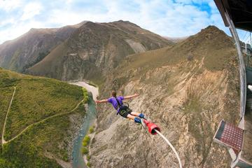 Bungy Jump em Nevis Highwire, Queenstown