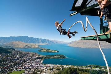 Ledge Urban Bungy Jump Queenstown