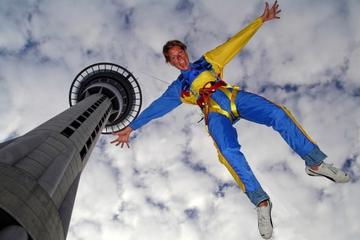 SkyJump en Auckland