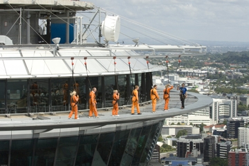 SkyWalk en Auckland