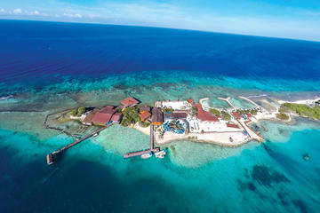 Paspoort naar het paradijs, De Palm Island, Aruba